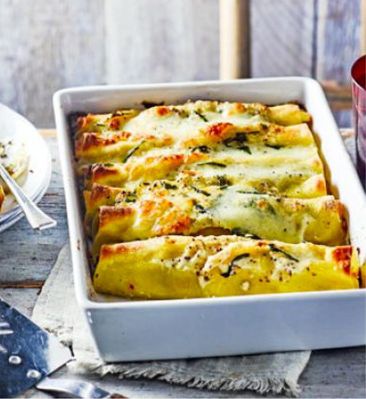 Ladismith Mozzarella Sausage Cannelloni web