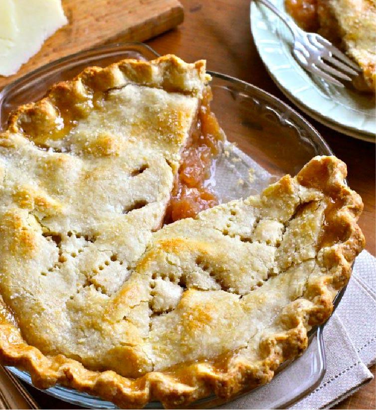 Ladismith Ripened Cheddar Apple Pie web