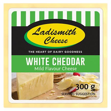 300g White Cheddar DE 1